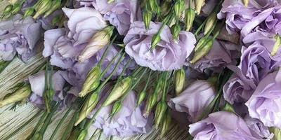 Floral Design Workshop at Mayfair Farm in Harrisville, NH