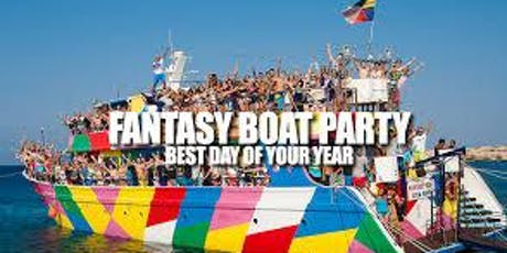 Fantasy Boat Party  tickets