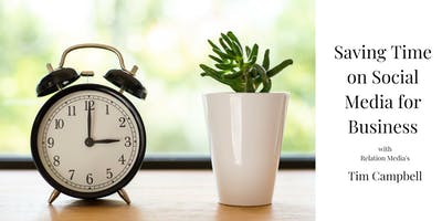 Save Time: Social Media In 60 Minutes or Less