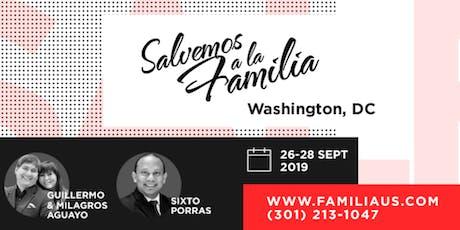 Salvemos a la Familia 19' - Plenarias biglietti