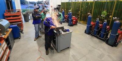 Welding Basics- 40 hour training, non credit, Lake Michigan College