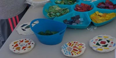 Mosaic Medallion Workshop