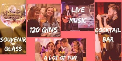 The Gin Society - Lancaster Festival 2019