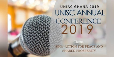 UNIAC GHANA 2019 tickets