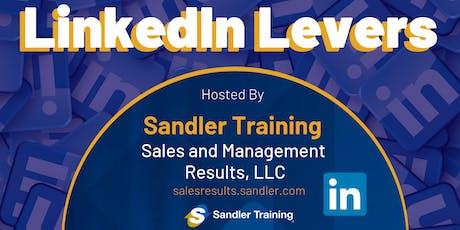 LinkedIn Levers Workshop tickets