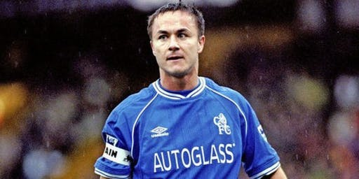 An evening with Chelsea Legend Dennis Wise