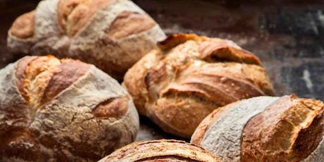 For the Love of Bread - Revent American Test Bakery tickets