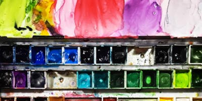 Open Studio: Drawing, Painting & Pastels—Wednesdays, 3/27 to 4/10, 1pm-3pm