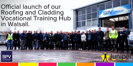 Official Launch of our Roofing and Cladding Construction Training Hub tickets