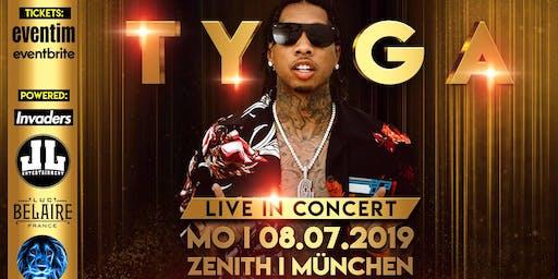 TYGA Live - München