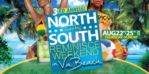 3rd Annual Reminisce Weekend in VA Beach - Bands only