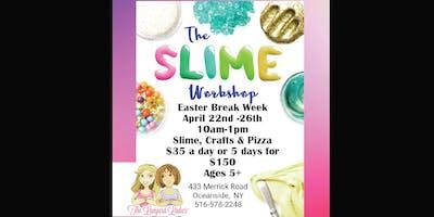 Easter Break Slime Week