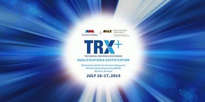 TRX+ @ NIAR - Wichita, KS