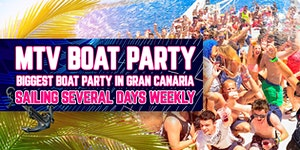 Mtv Boat Party Gran Canaria 2020