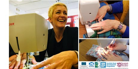 Sewing Machine Basics - Saturday 22nd June 2019 tickets