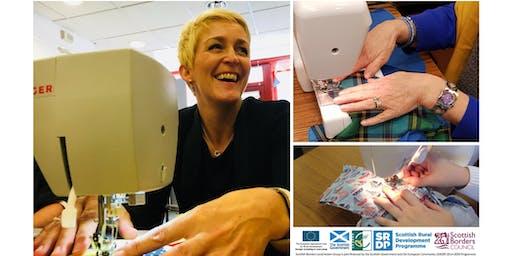 Sewing Machine Basics - Saturday 22nd June 2019