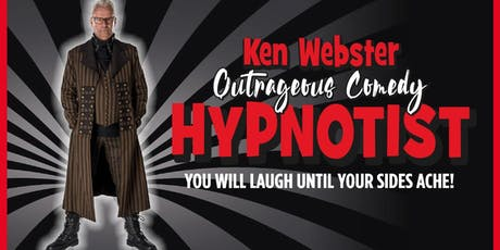An Evening with Ken Webster tickets