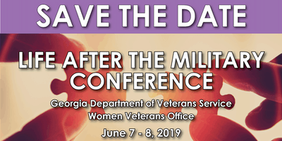 Transitioning Out of the Military: Georgia Women Veteran Symposium