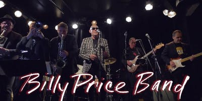 Billy Price Band Live at Peppers N'AT