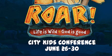 City Kids Connection Conference and Vacation Bible School  tickets