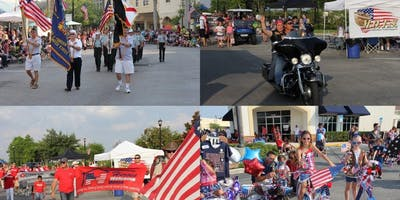 2019 Tribute to Heroes Parade Participant or Sponsor Registration