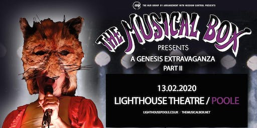 The Musical Box: A Genesis Extravaganza 2020 (Lighthouse Theatre, Poole)