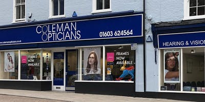 An Evening of Vision with Coleman Opticians