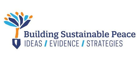 Building Sustainable Peace: Ideas, Evidence, Strat tickets