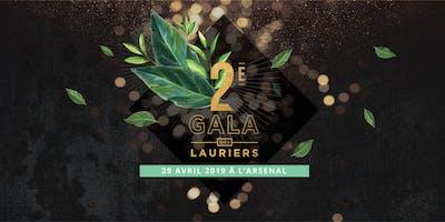 Gala Les Lauriers de la Gastronomie Québécoise // 2e édition