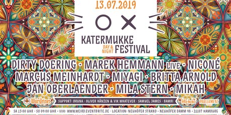 Katermukke Festival - Day & Night  tickets
