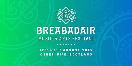 Breabadair Music & Arts Festival 2019 tickets