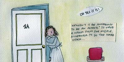 Graphic Novels, Real Life Stories - An Introduction with Ottilie Hainsworth (April - July 2019)