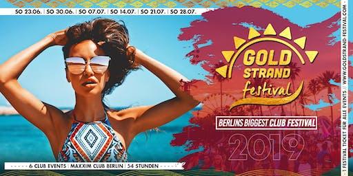 GOLDSTRAND FESTIVAL BERLIN 2019