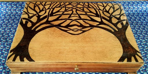 Introduction to Pyrography
