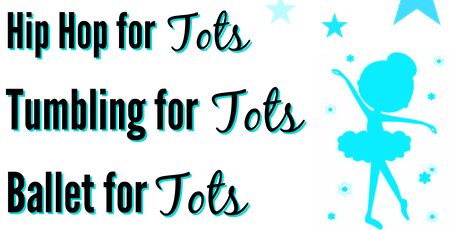 Dance for Tots and Pre-K(Summer sessions) tickets