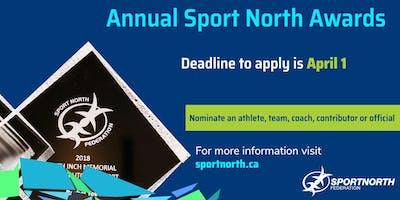 2019 Annual Sport North Federation Awards Banquet