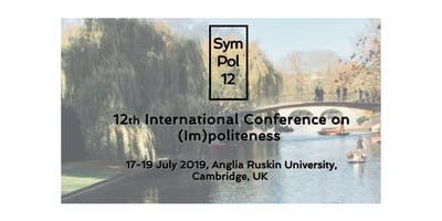 12th International Conference on Im/politeness