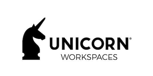 Unicorn Village Eröffnungsparty