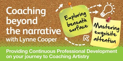 Coaching Beyond the Narrative with Lynne Cooper