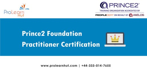 PRINCE2 Training Class | PRINCE2  F & P Class | PRINCE2 Boot Camp |  PRINCE2 Foundation & Practitioner Certification Training in Bangor, Northern Ireland | ProlearnHUT