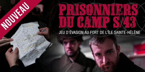 Jeu d'évasion - Prisonniers du Camp S/43