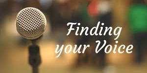 Finding Your Voice  (Newcastle)