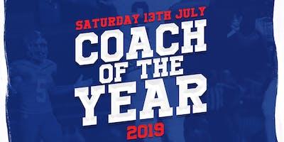 BAFCA Coach of the Year Awards Dinner 2019