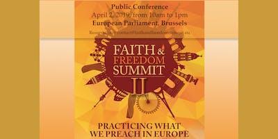 Faith and Freedom Summit II