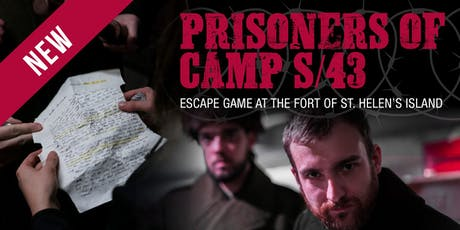 Escape Game: Prisoners of Camp S/43  tickets