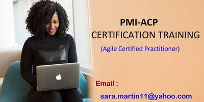 PMI-ACP Classroom Certification Training Course in Fort Collins, CO