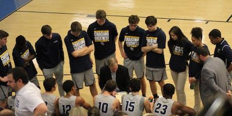 2019 Cal Boyd/MBCA Basketball Camp tickets