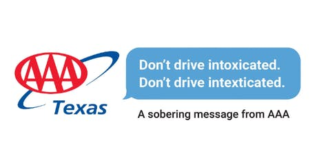 AAA Texas Walk to End Distracted Driving 2019 tickets