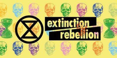 Extinction Rebellion Talk Heading Extinction