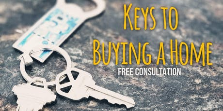 FREE Home Buying Consultation tickets